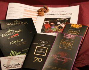 Gjør-det-selv sjokoladesmaking - Mørk sjokolade
