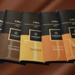 Sjokoladesmaking Temakurs - Amedei origine (Grenada, Ecuador, Trinidad, Jamaica, Madagascar)