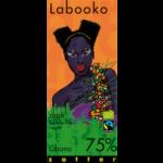 Zotter Labooko Ghana 75%