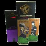 Sjokoladepakke: Ekstra Mørk