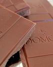 Sjokoladebiter fra Domori (Photo by Svein-Magnus Sørensen, CC BY)