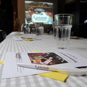 Sjokoladesmaking Introduksjonskurs illustrasjon