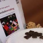 Sjokoladesmaking Illustrasjon