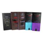 Sjokoladepakke: Mørk blanding