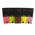 Sjokoladepakke: Valrhona Origin