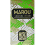 Marou-coconut-milk