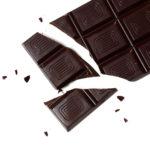 Ekstra mørk sjokolade (80%+)
